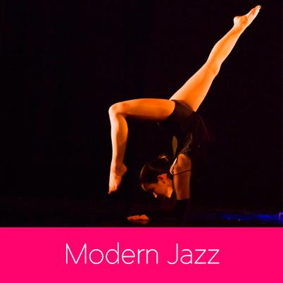 Modern Jazz Dance Lessons in East London